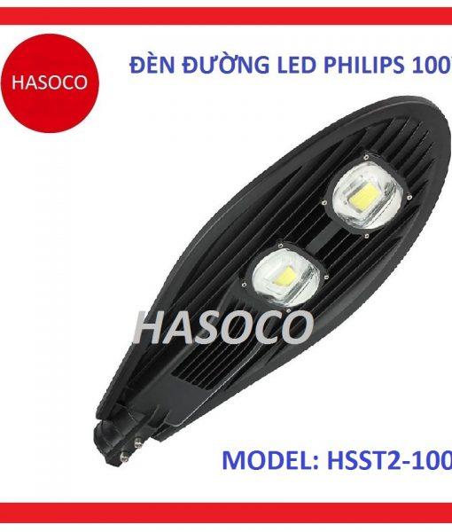 đèn đường led philips 80w