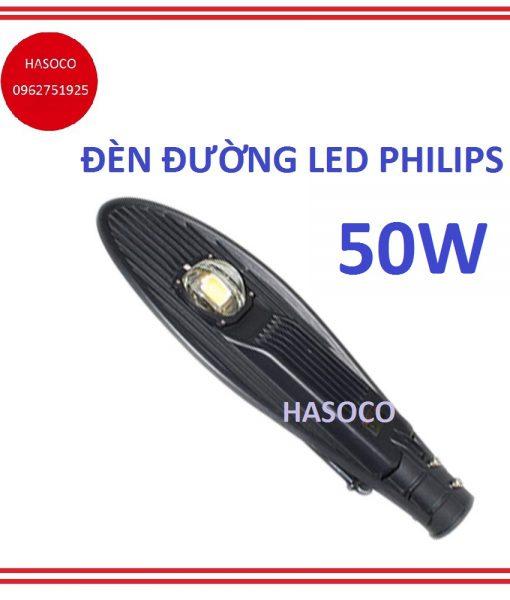 Đèn đường led philips 50w