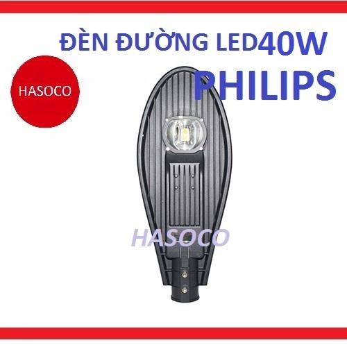 Đèn đường Led philips 40w