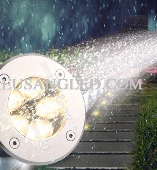 đèn led âm đất 5w